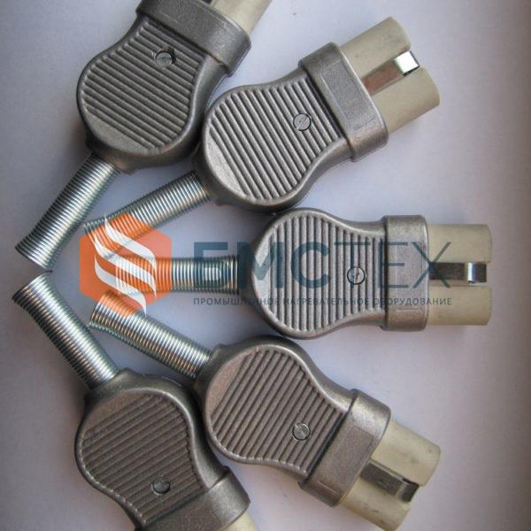 Вилки и вилочные разъемы (силиконовые, керамические)