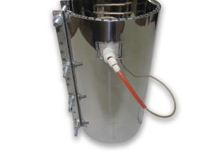 Кольцевой герметичный нагреватель