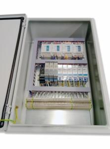 Шкаф управления нагревателем